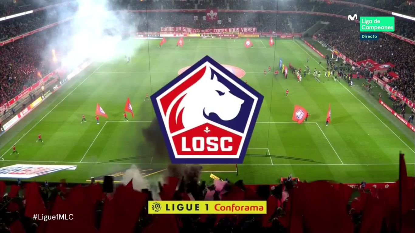 14-04-2019 - Lille 5-1 Paris Saint-Germain