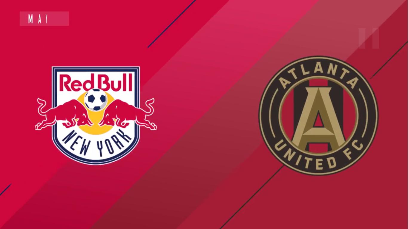20-05-2019 - New York Red Bulls 1-0 Atlanta United Fc