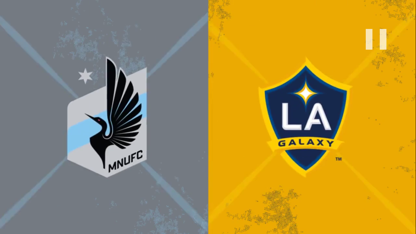 21-10-2019 - Minnesota United 1-2 Los Angeles Galaxy