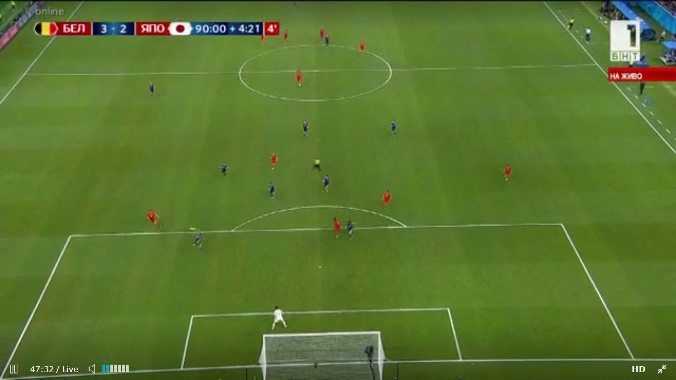 02-07-2018 - Belgium 3-2 Japan (WORLD CUP 2018)