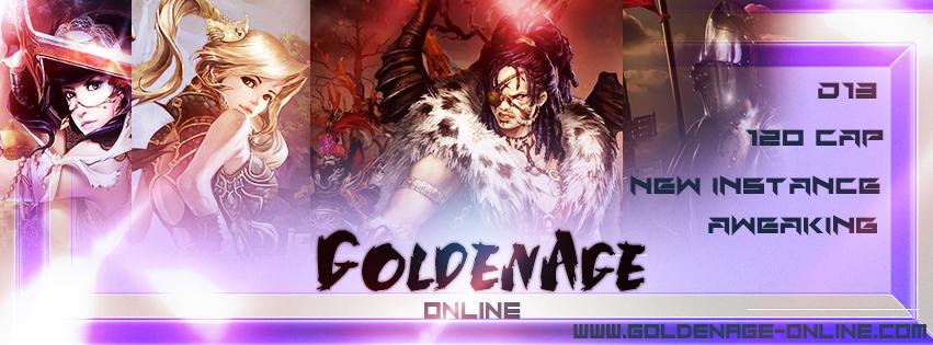 GoldenAge Online Cap 120 -