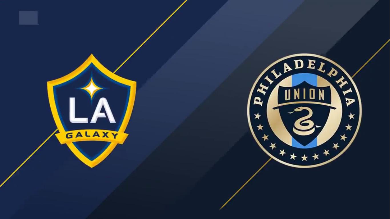 14-04-2019 - Los Angeles Galaxy 2-0 Philadelphia Union