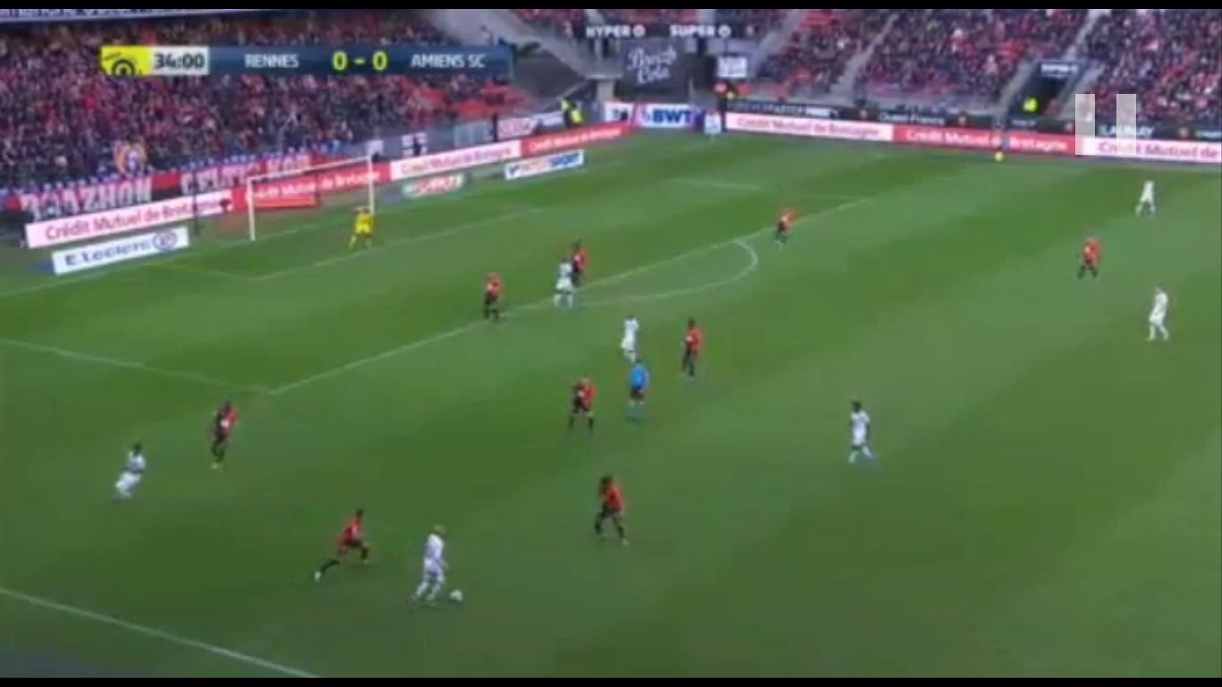 10-11-2019 - Rennes 3-1 Amiens