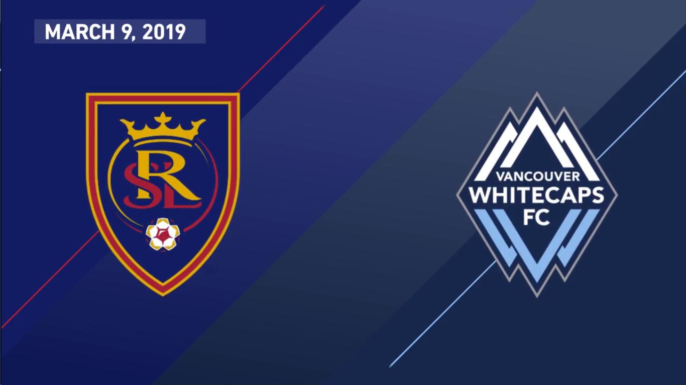 10-03-2019 - Real Salt Lake 1-0 Vancouver Whitecaps FC