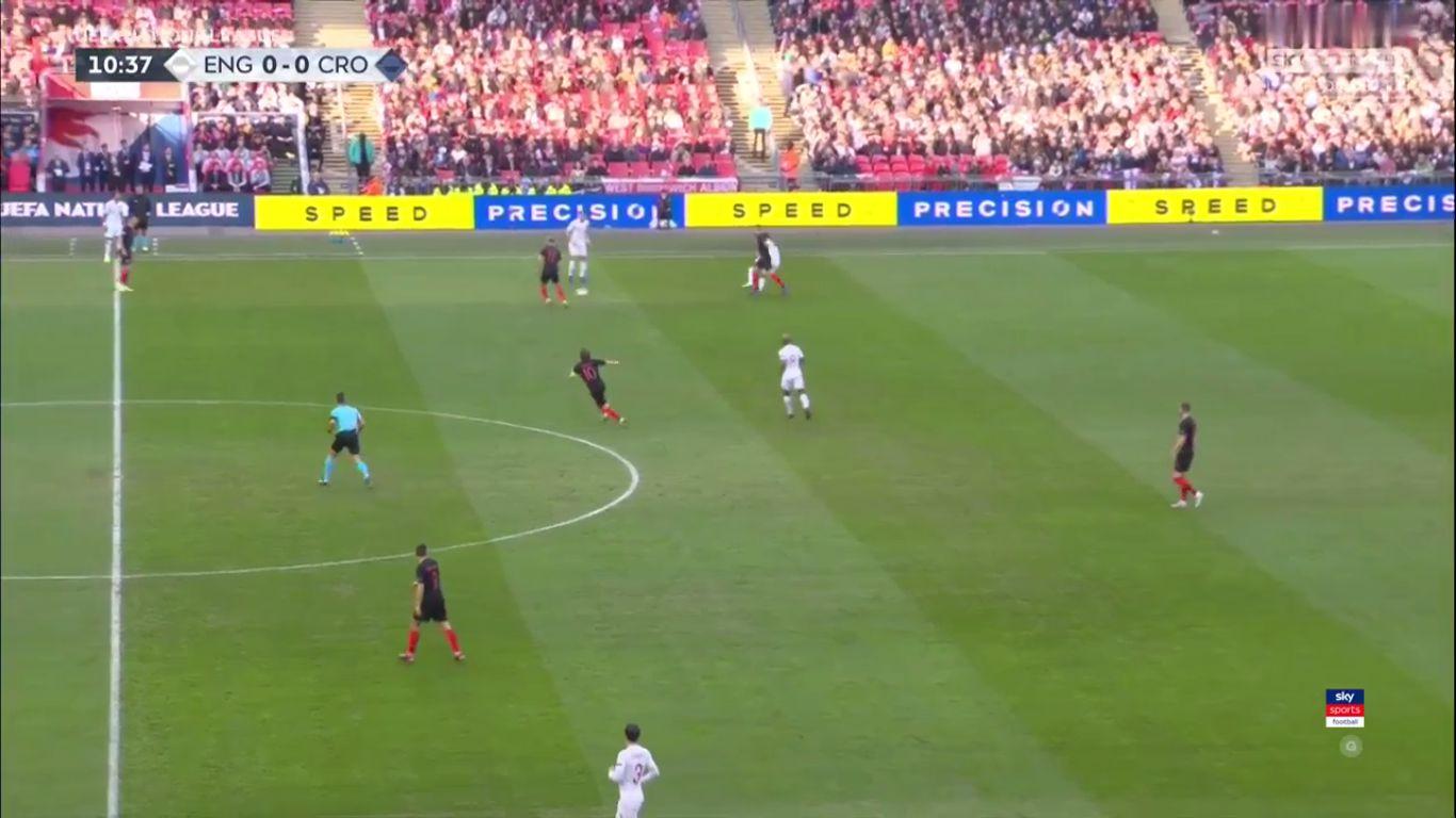 18-11-2018 - England 2-1 Croatia (UEFA NATIONS LEAGUE)