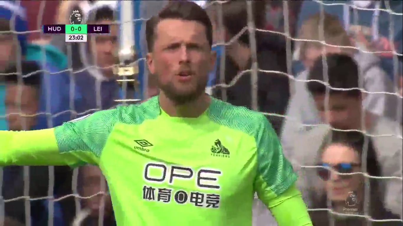 06-04-2019 - Huddersfield Town 1-4 Leicester City