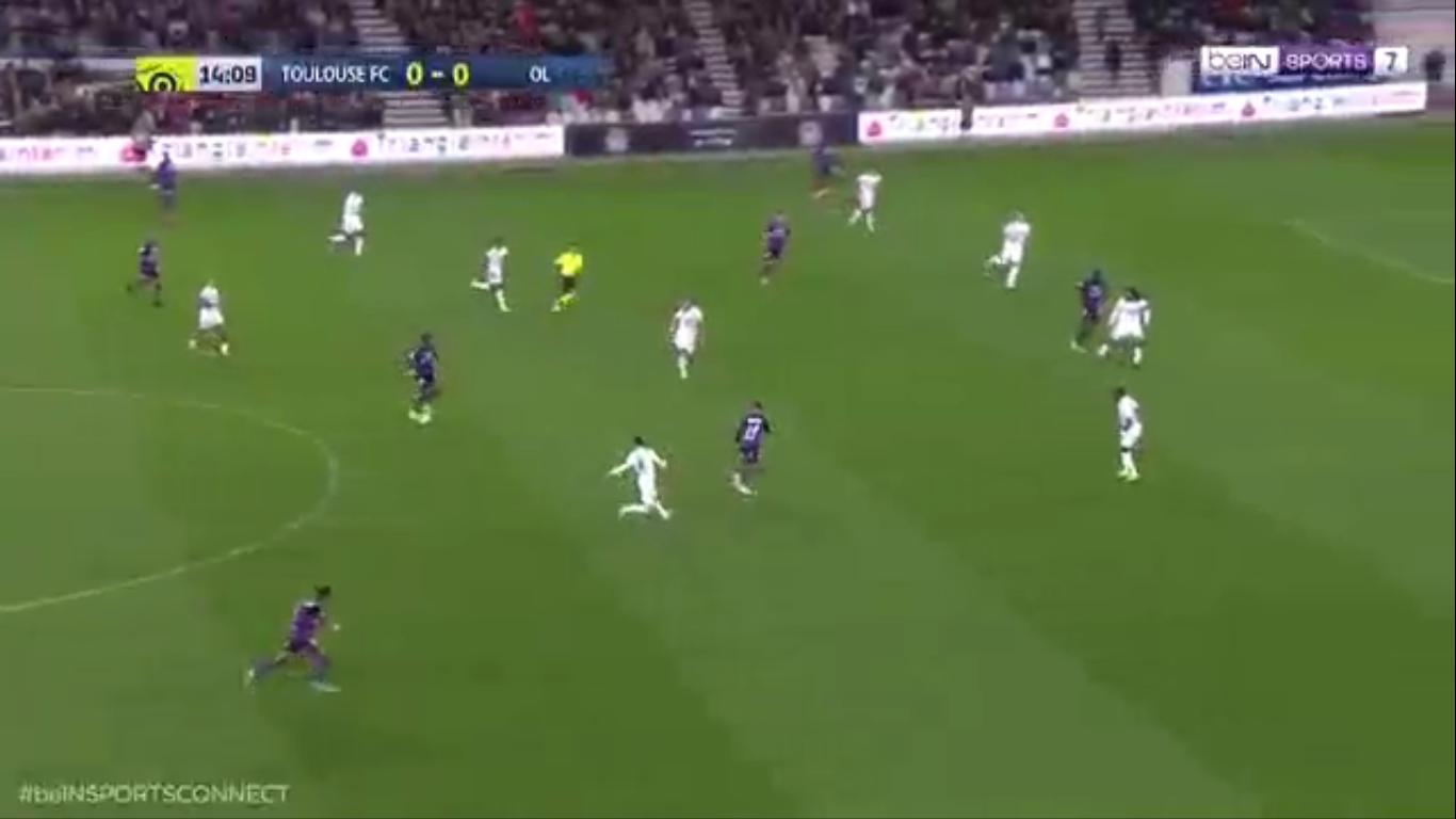 02-11-2019 - Toulouse 2-3 Lyon