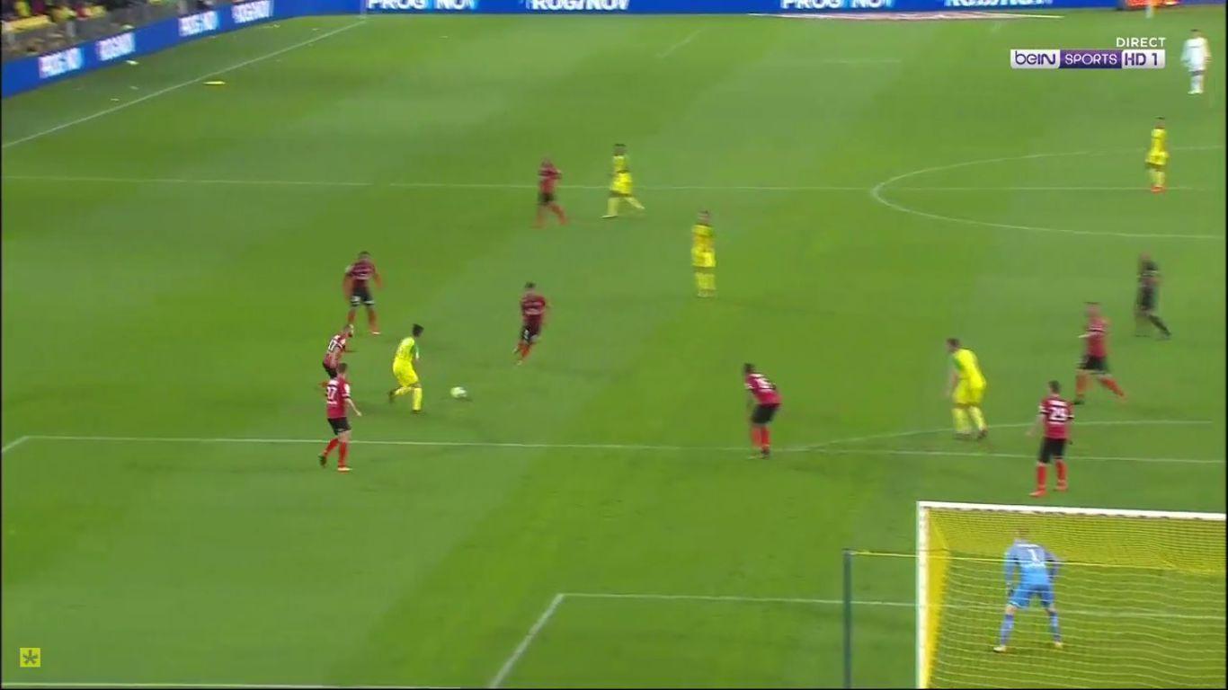 Nantes 2-1 Guingamp