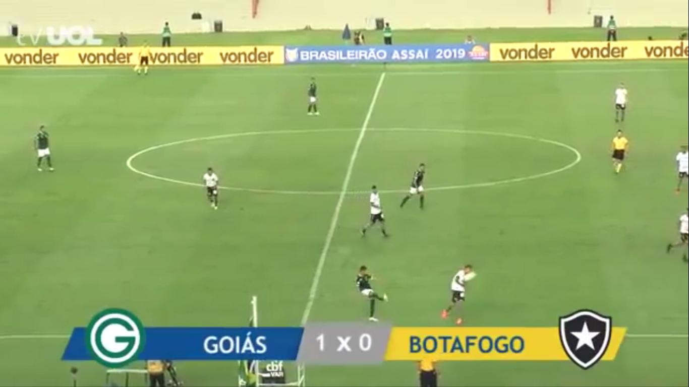 20-05-2019 - Goias 1-0 Botafogo FR RJ
