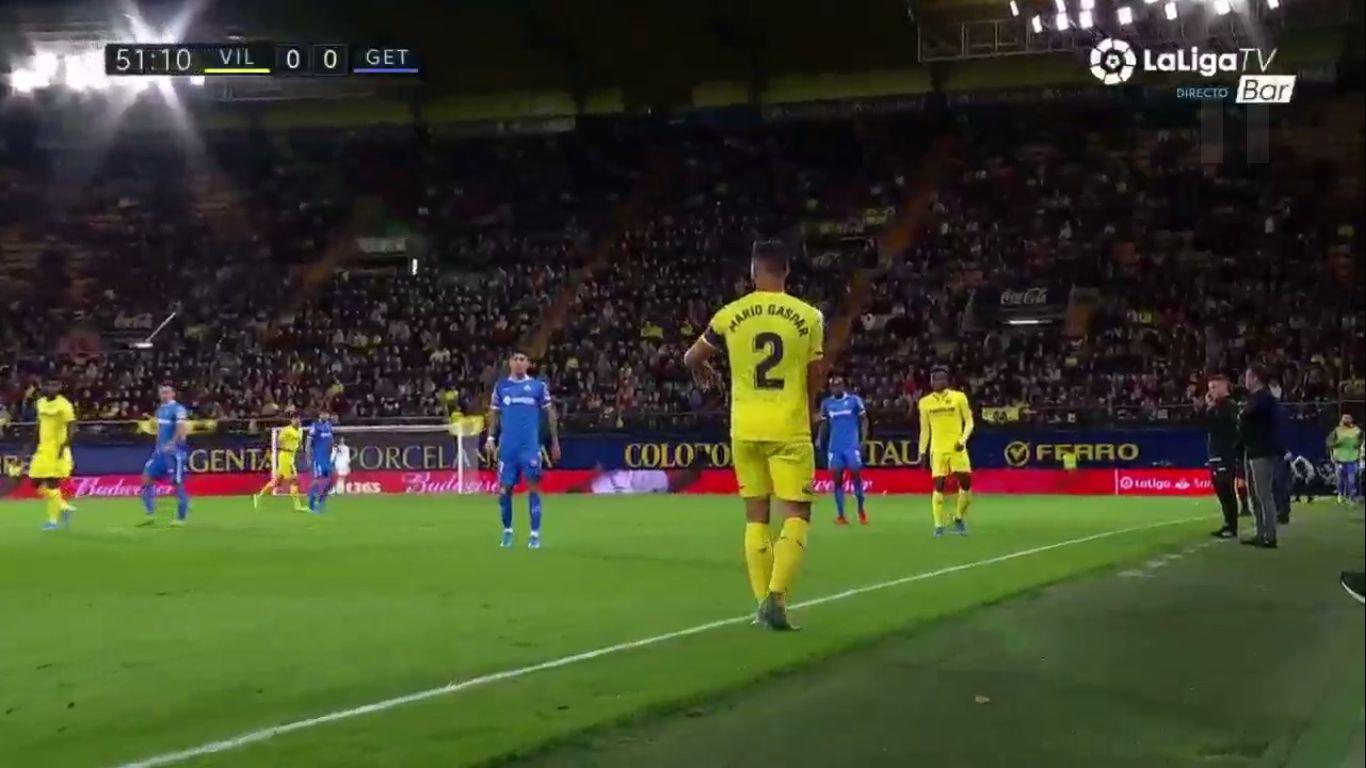 21-12-2019 - Villarreal 1-0 Getafe