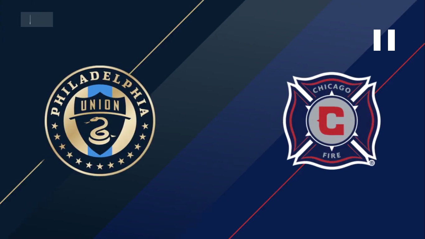 21-07-2019 - Philadelphia Union 2-0 Chicago Fire