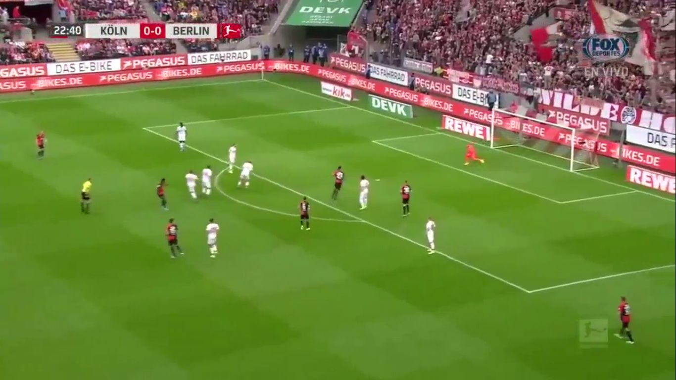 29-09-2019 - 1. FC Koln 0-4 Hertha BSC