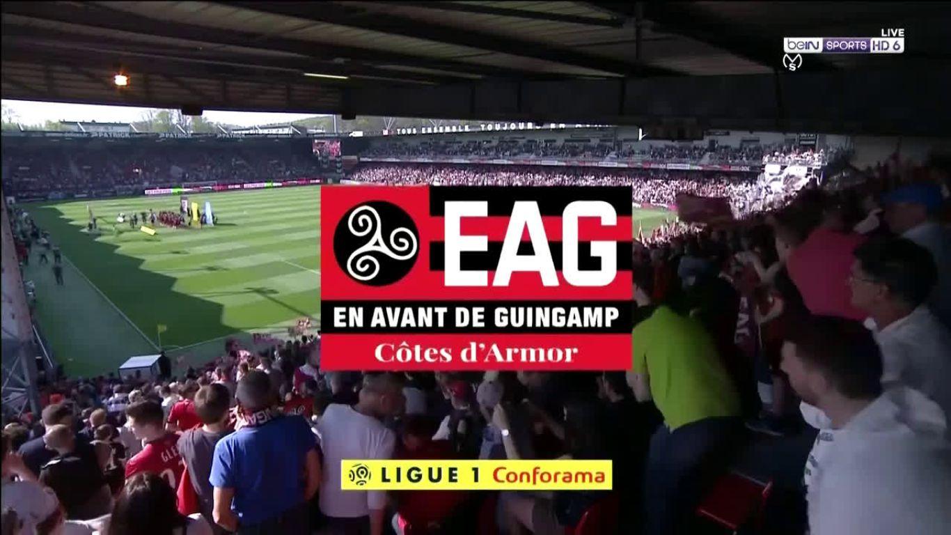 20-04-2019 - Guingamp 1-3 Marseille