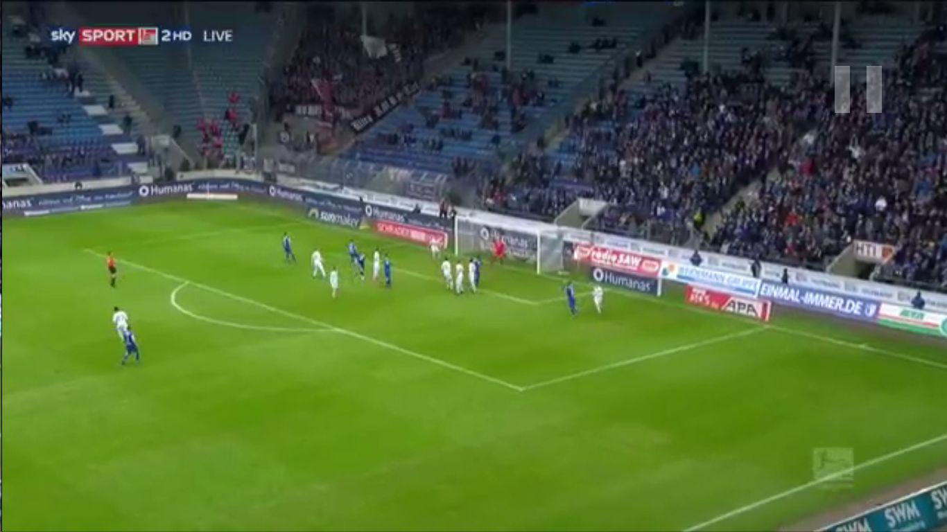 10-02-2019 - 1. FC Magdeburg 1-1 Holstein Kiel (2. BUNDESLIGA)