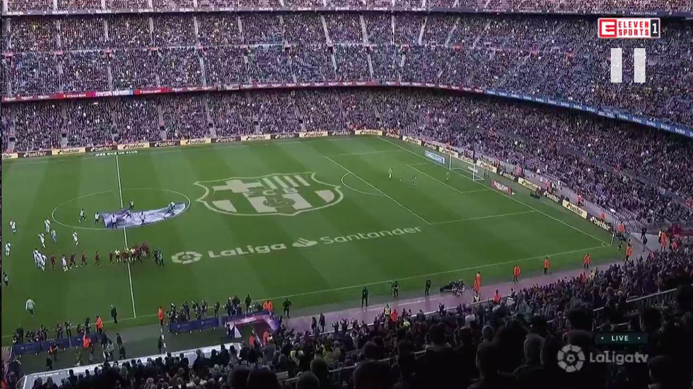 09-03-2019 - Barcelona 3-1 Rayo Vallecano
