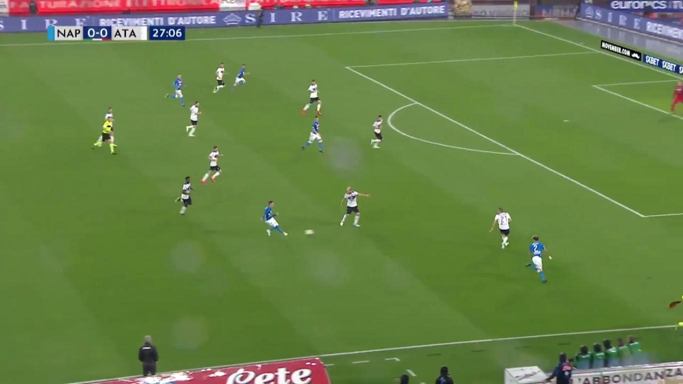 22-04-2019 - Napoli 1-2 Atalanta