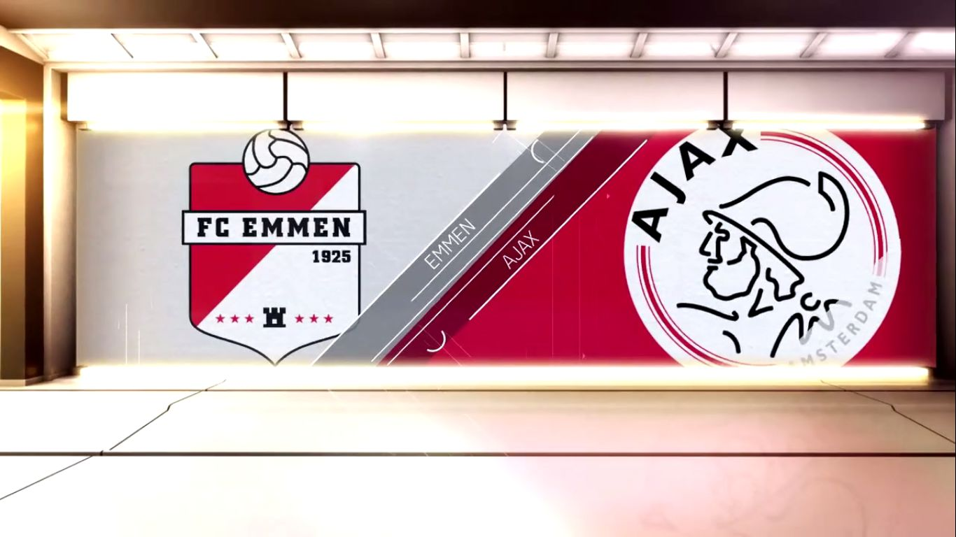 03-04-2019 - FC Emmen 2-5 Ajax Amsterdam