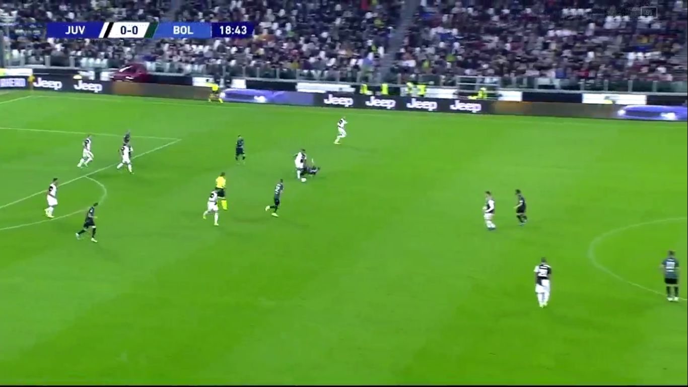 19-10-2019 - Juventus 2-1 Bologna
