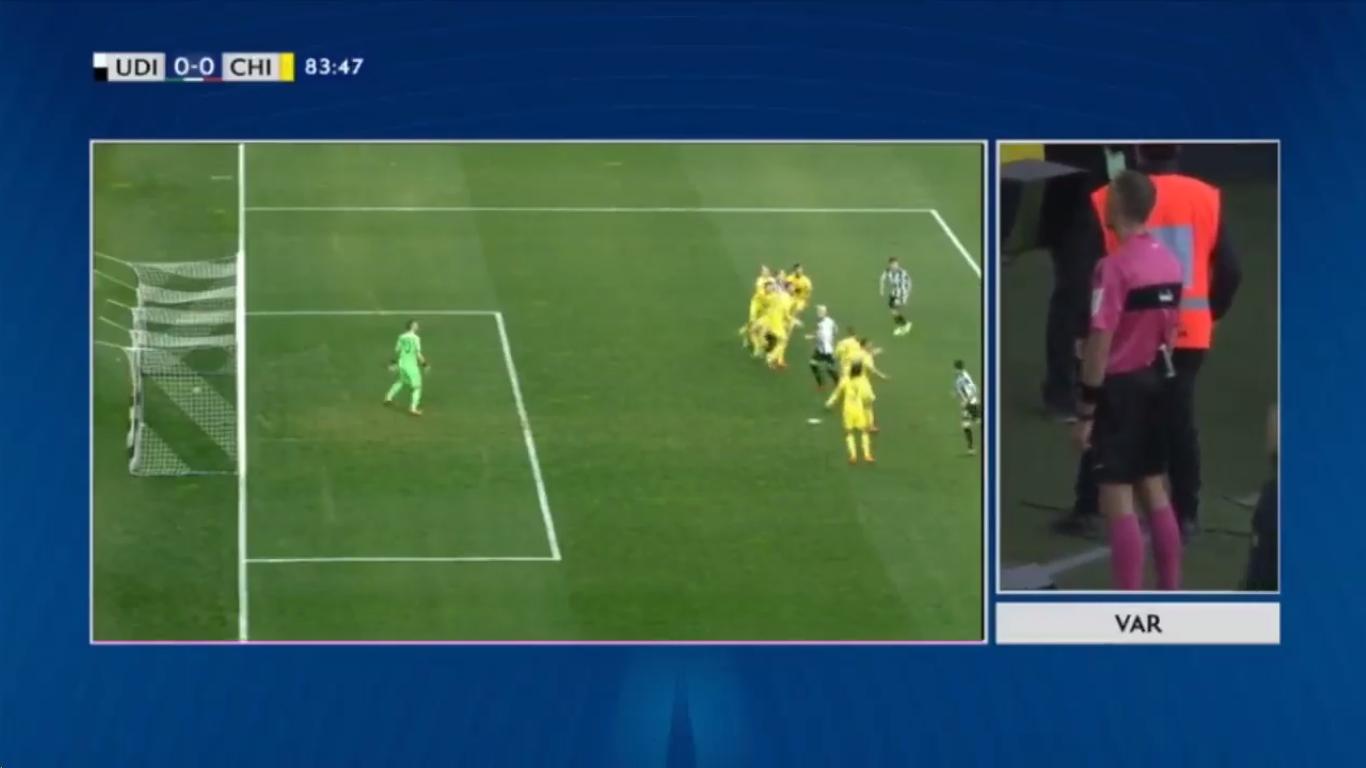 17-02-2019 - Udinese 1-0 Chievo