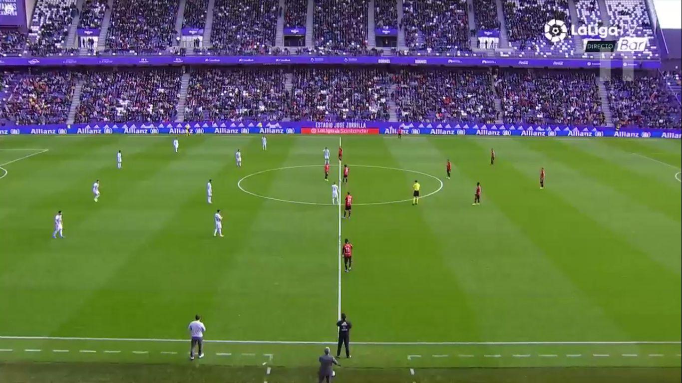 03-11-2019 - Real Valladolid 3-0 Mallorca