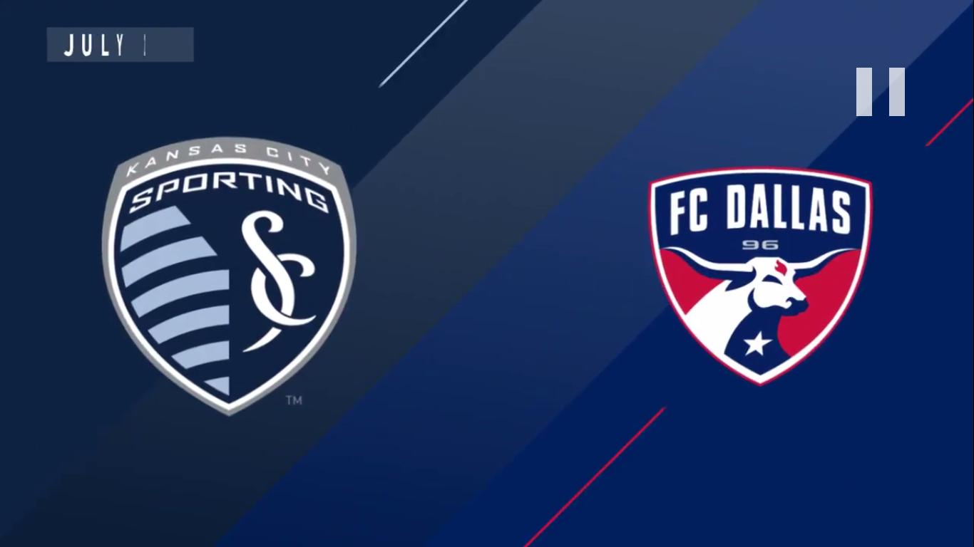 21-07-2019 - Sporting Kansas City 0-2 FC Dallas