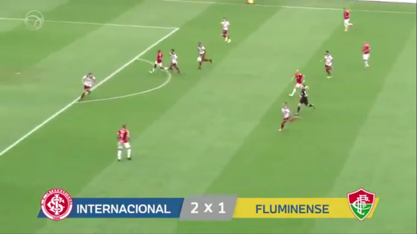 11-11-2019 - Internacional 2-1 Fluminense FC RJ