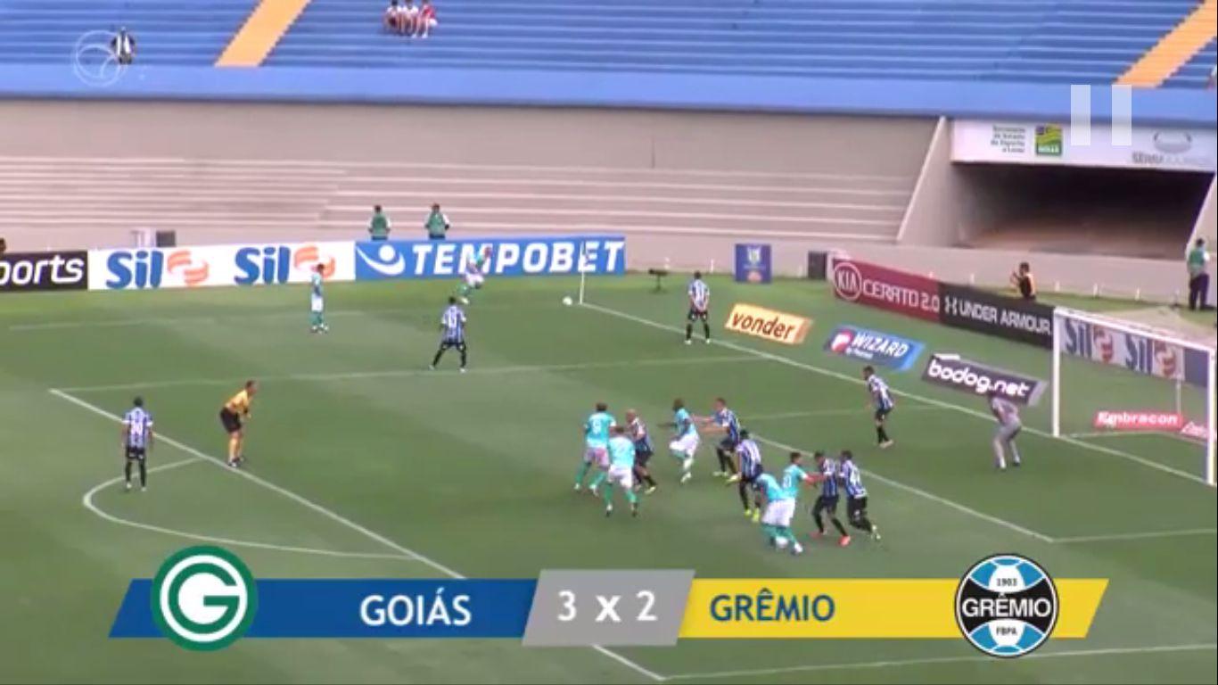 09-12-2019 - Goias 3-2 Gremio