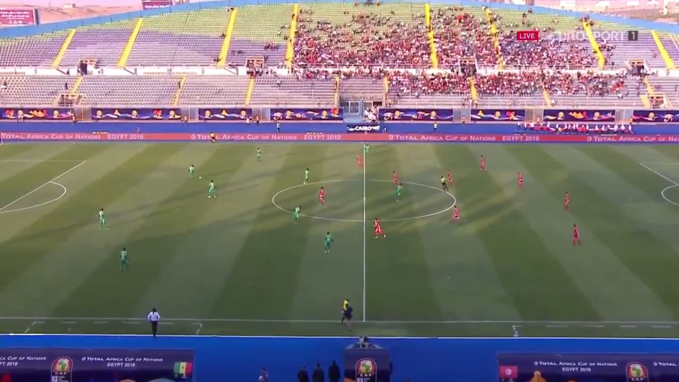 14-07-2019 - Senegal 1-0 Tunisia (AFRICA CUP OF NATIONS)