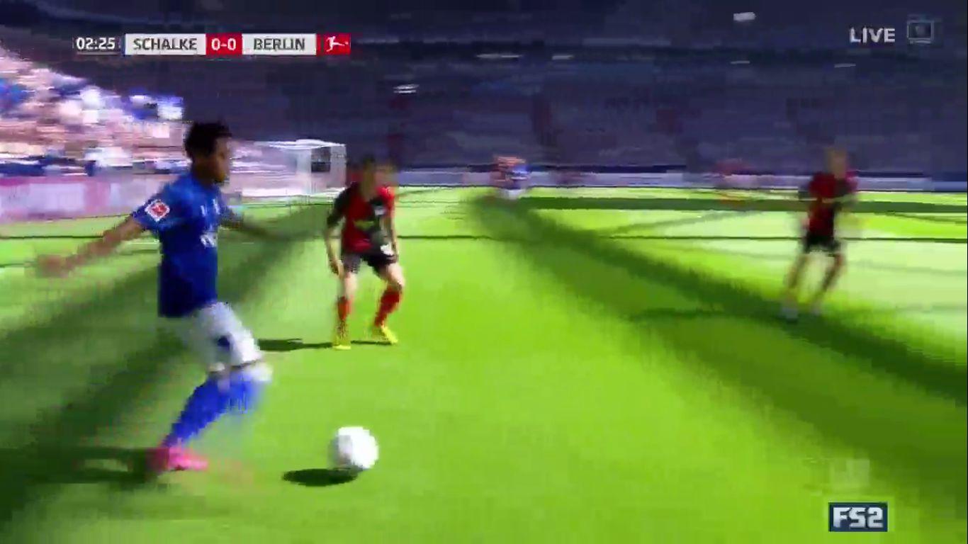 31-08-2019 - Schalke 04 3-0 Hertha BSC