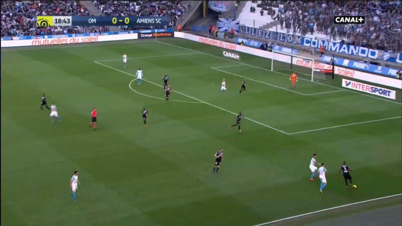 16-02-2019 - Marseille 2-0 Amiens