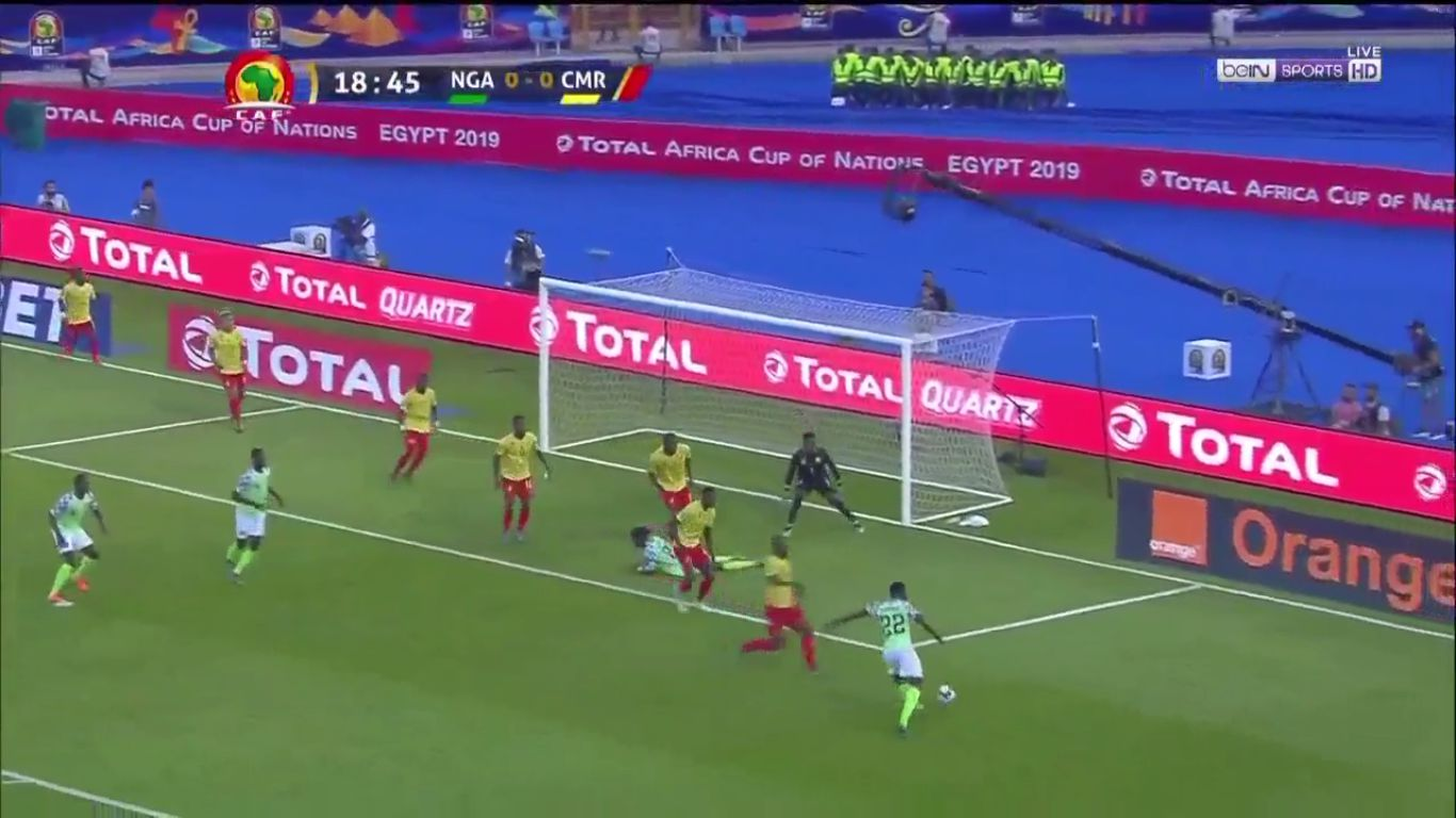 06-07-2019 - Nigeria 3-2 Cameroon (AFRICA CUP OF NATIONS)