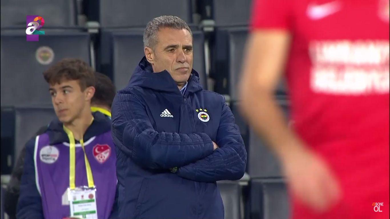 24-01-2019 - Fenerbahce 0-1 Umraniyespor (ZIRAAT CUP)