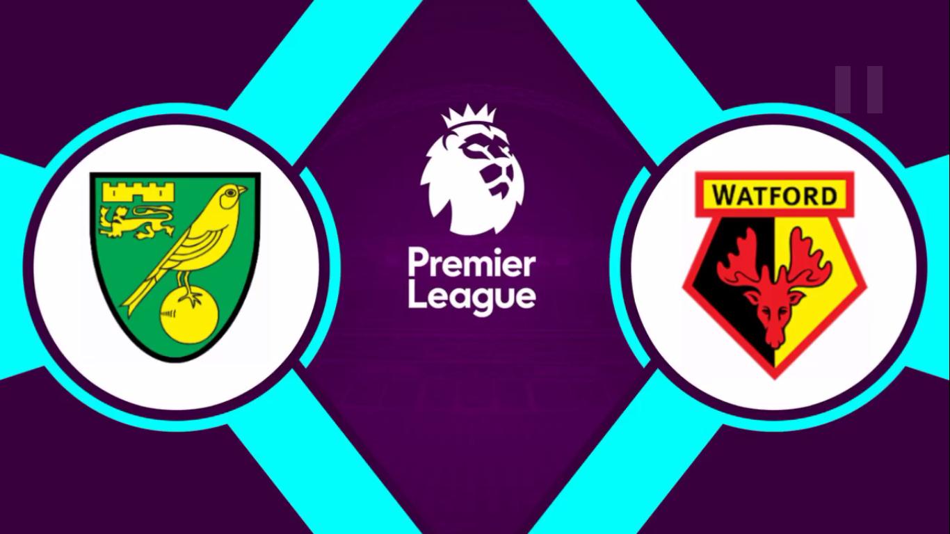 08-11-2019 - Norwich City 0-2 Watford