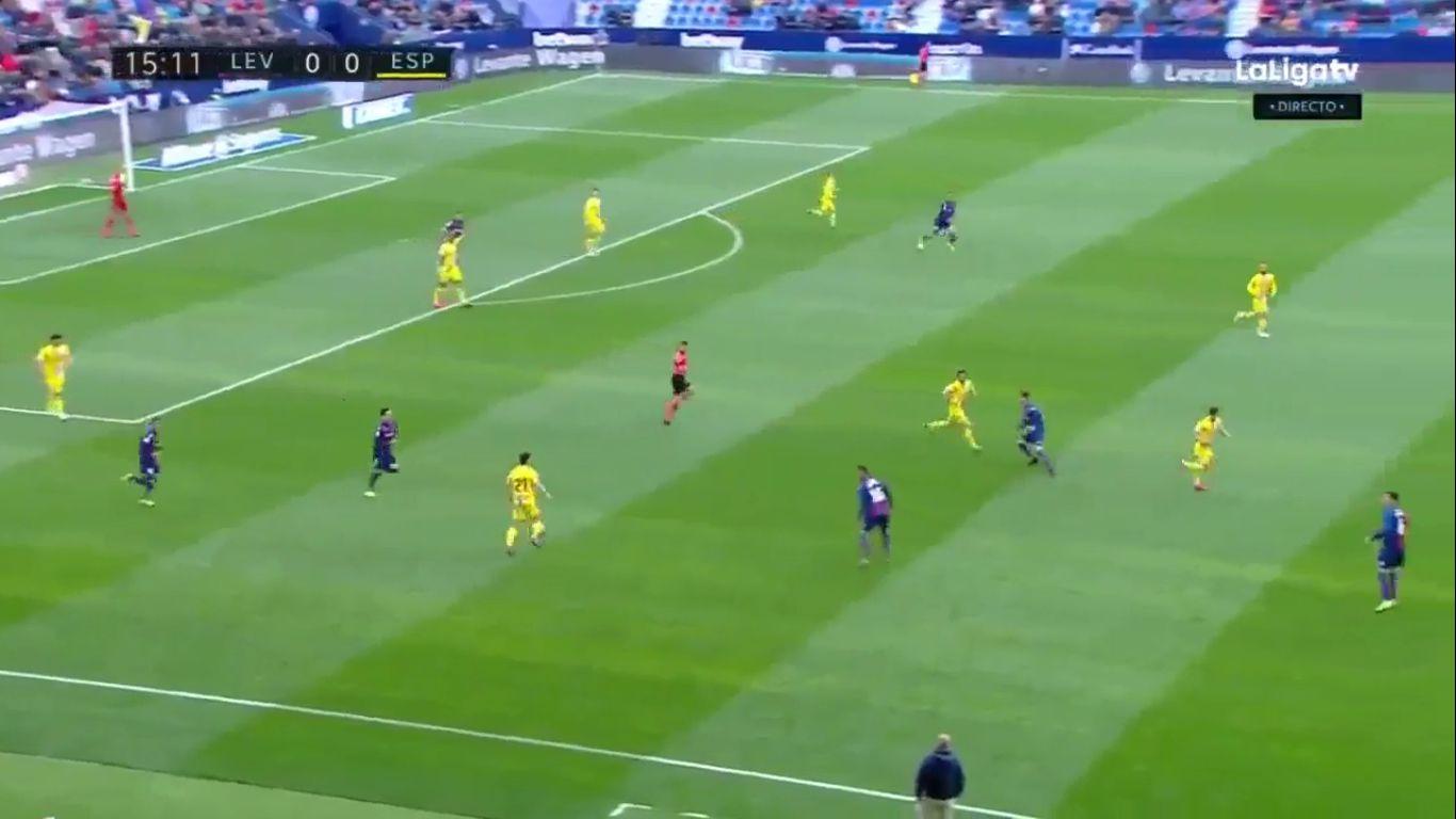 21-04-2019 - Levante 2-2 RCD Espanyol