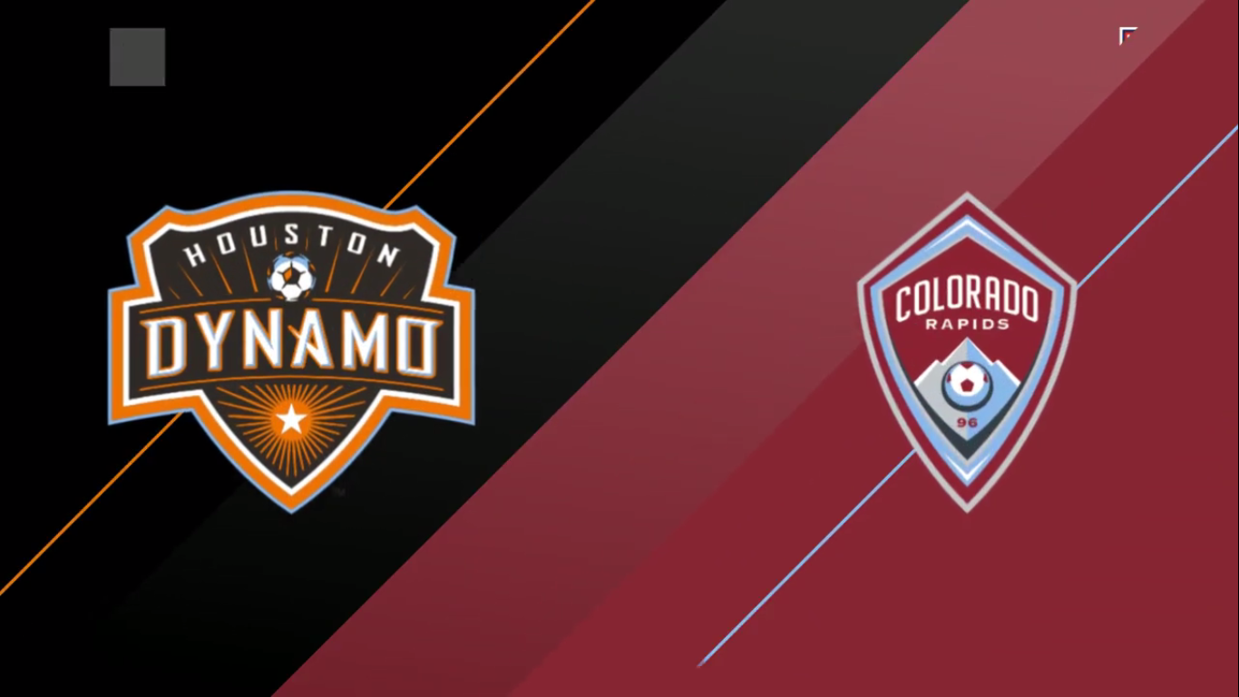 18-08-2019 - Houston Dynamo 2-2 Colorado Rapids