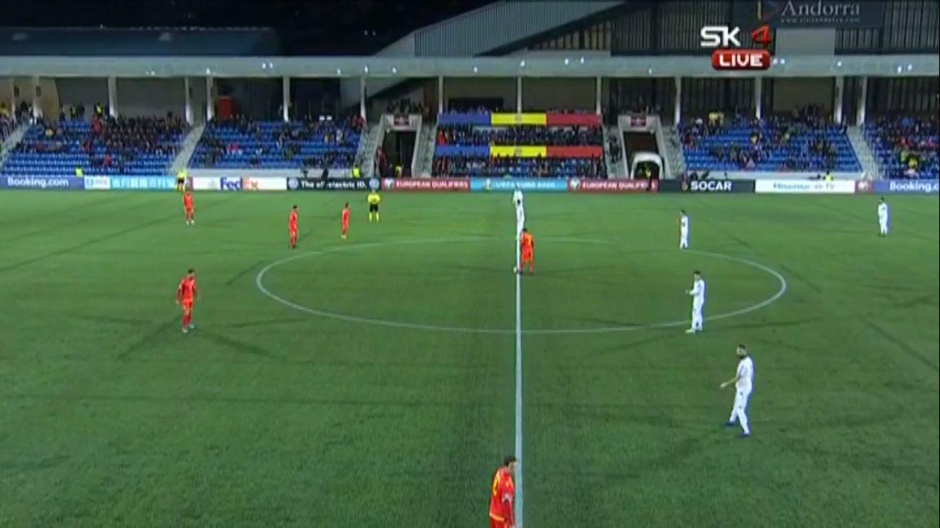 25-03-2019 - Andorra 0-3 Albania (EURO QUALIF.)
