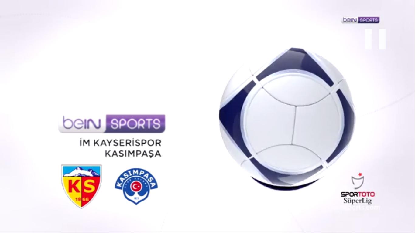 12-05-2019 - Kayserispor 2-1 Kasimpasa