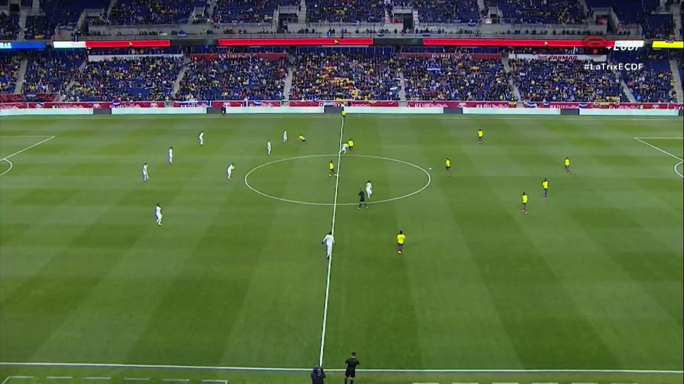 27-03-2019 - Honduras 0-0 Ecuador (FRIENDLY)