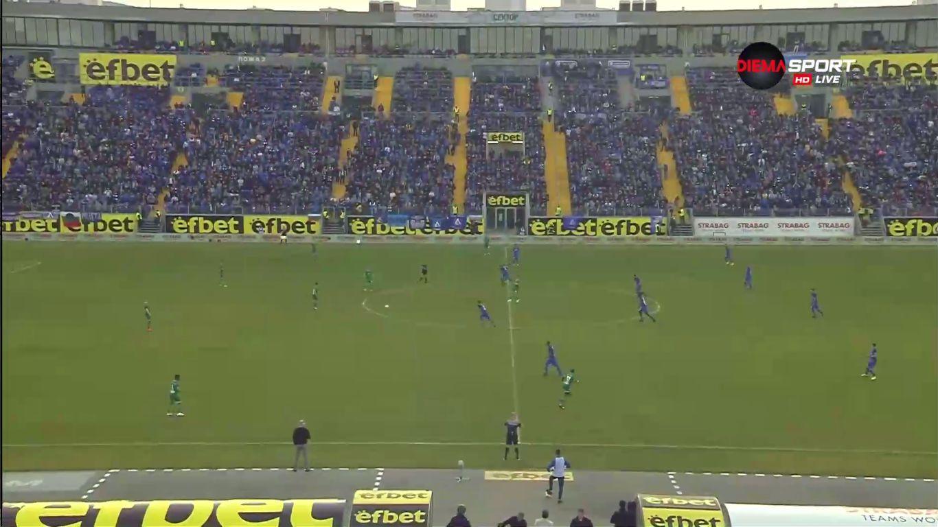 10-03-2019 - Levski Sofia 0-2 PFC Ludogorets 1945 Razgrad