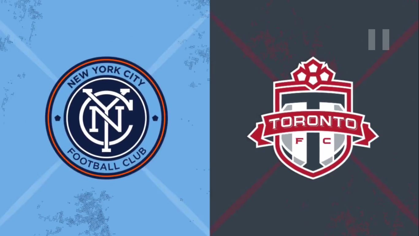 24-10-2019 - New York City FC 1-2 Toronto FC