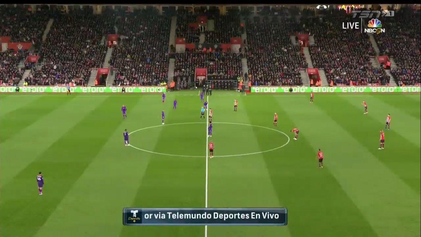 05-04-2019 - Southampton 1-3 Liverpool