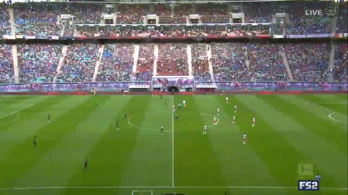 19-10-2019 - RasenBallsport Leipzig 1-1 Wolfsburg