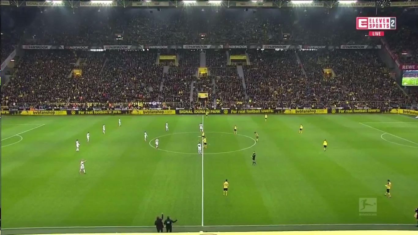 09-03-2019 - Borussia Dortmund 3-1 VfB Stuttgart