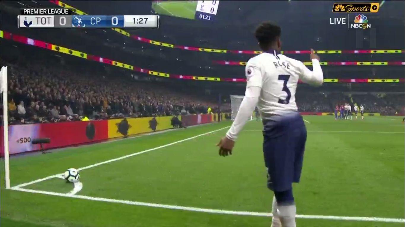 03-04-2019 - Tottenham Hotspur 2-0 Crystal Palace