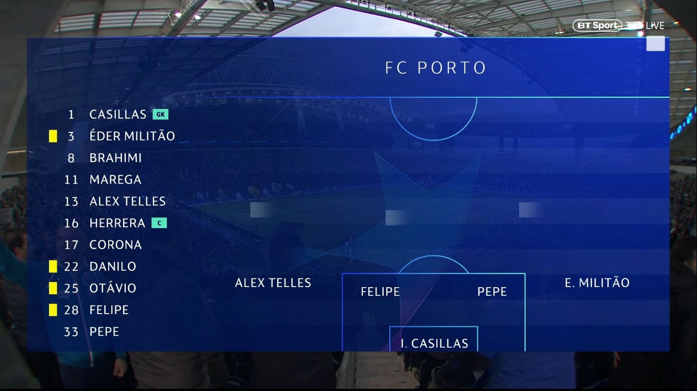 17-04-2019 - FC Porto 1-4 Liverpool (CHAMPIONS LEAGUE)
