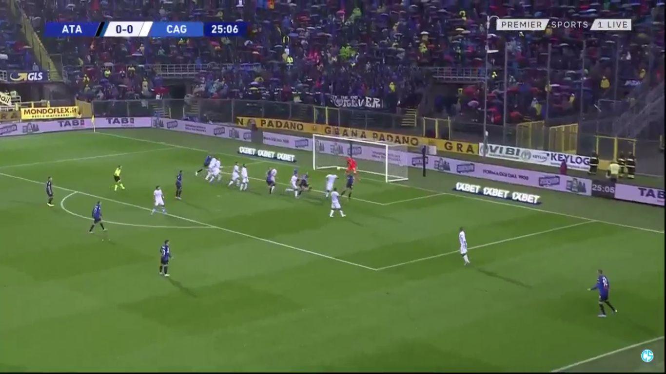 03-11-2019 - Atalanta 0-2 Cagliari