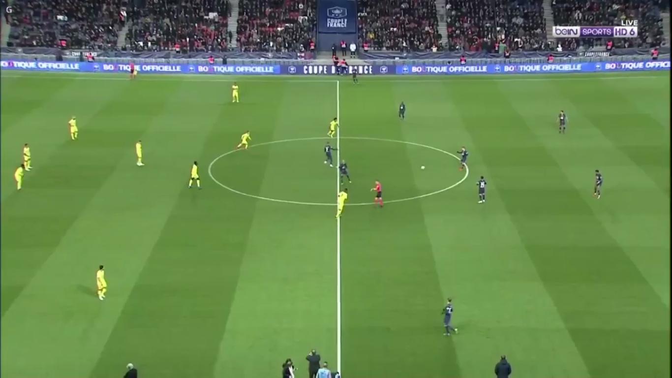 03-04-2019 - Paris Saint-Germain 3-0 Nantes (COUP DE FRANCE)