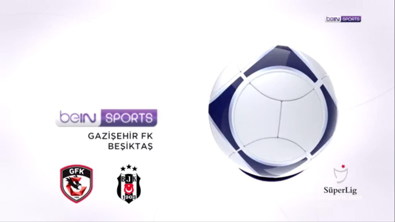 14-09-2019 - Gazisehir Gaziantep FK 3-2 Besiktas