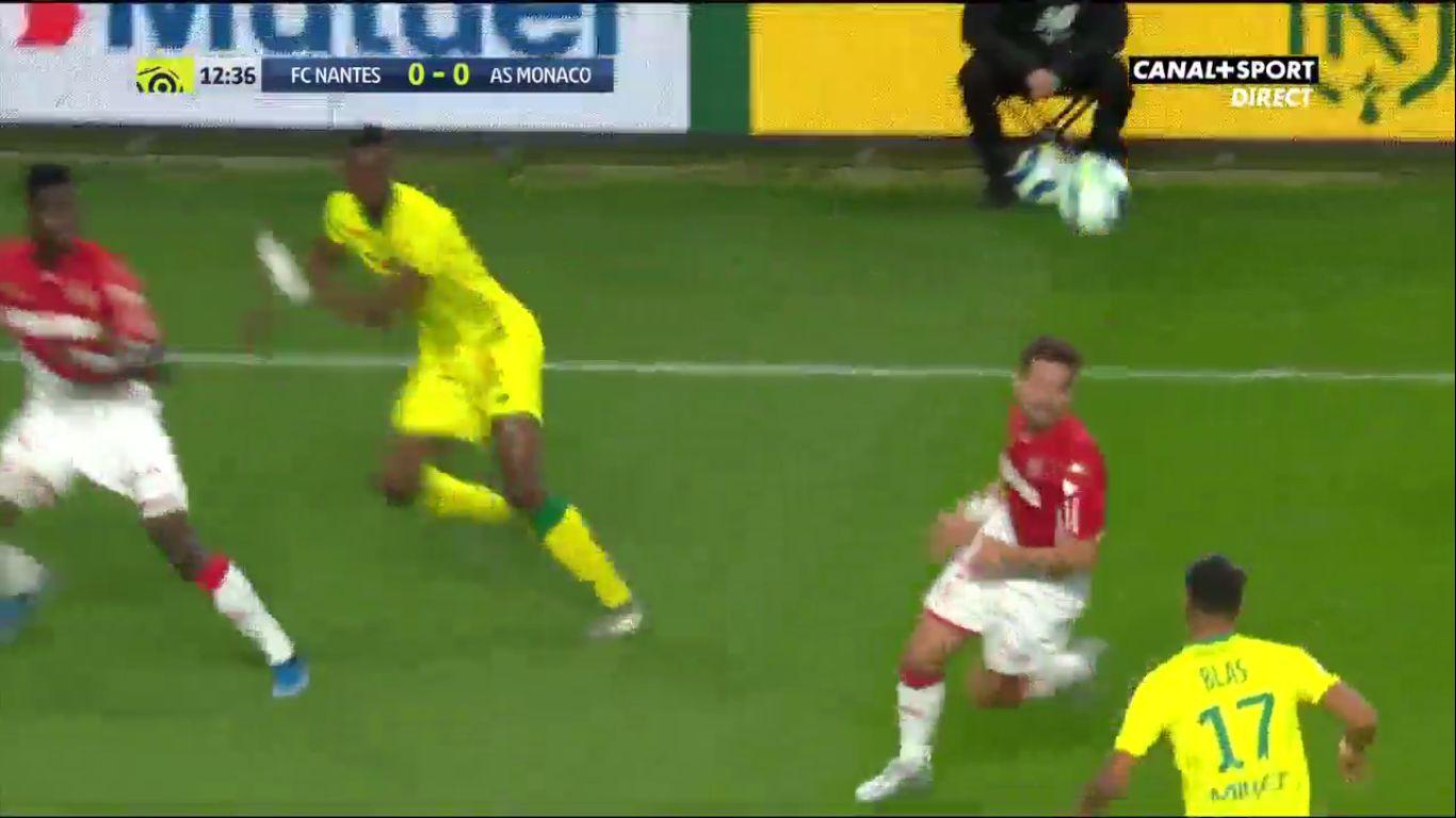 25-10-2019 - Nantes 0-1 Monaco