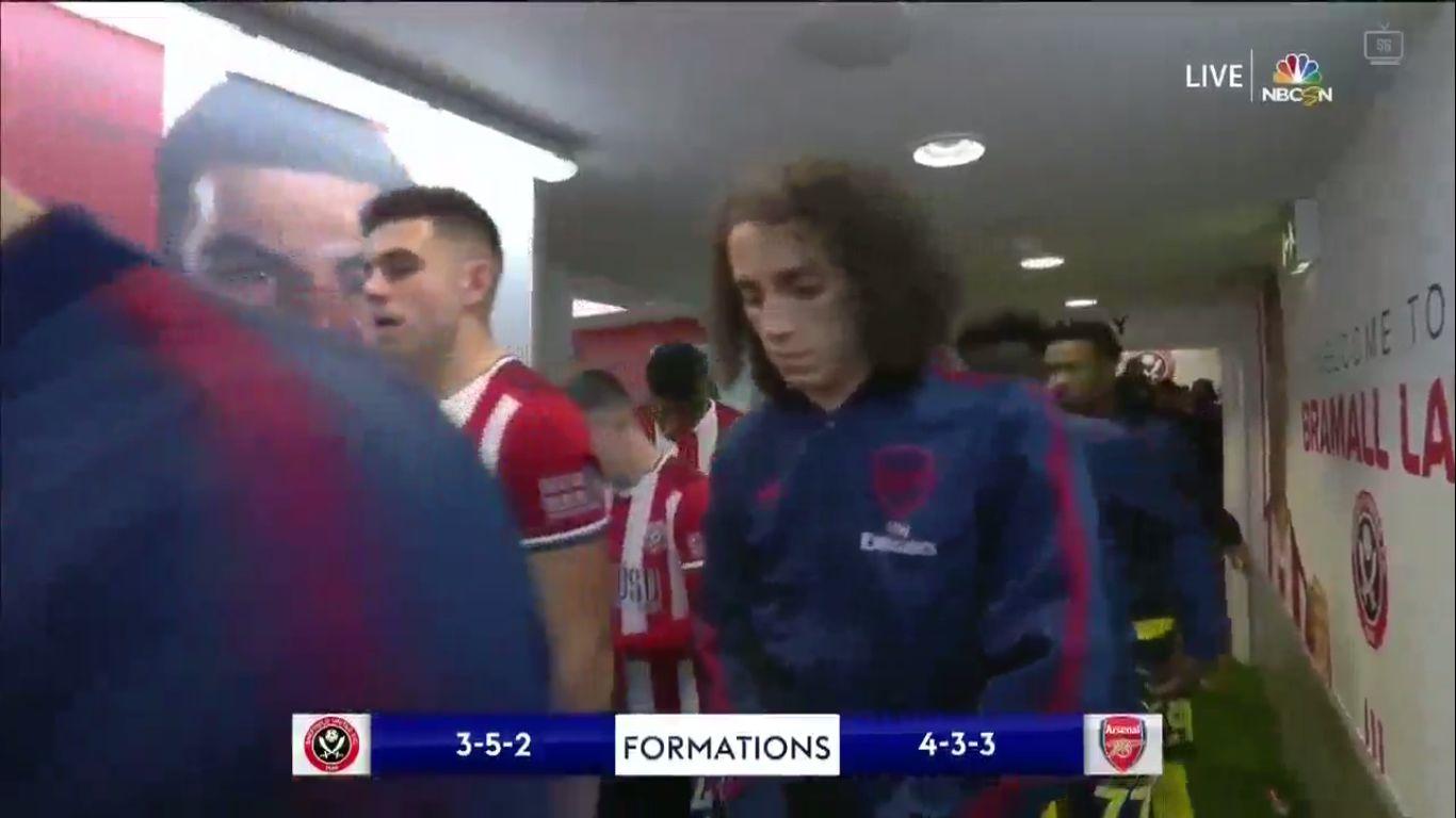 21-10-2019 - Sheffield United 1-0 Arsenal